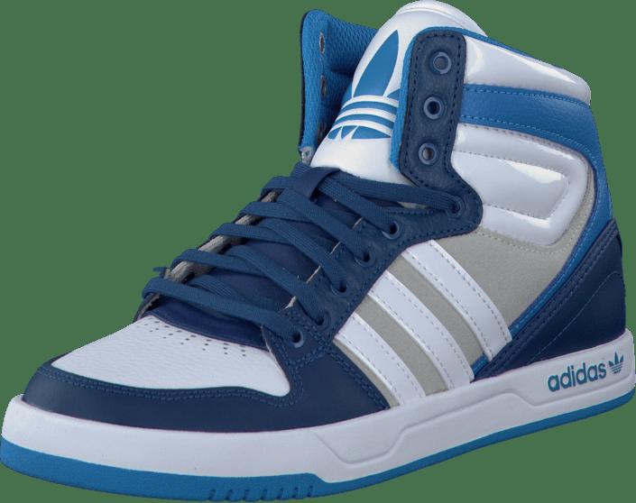 best service 0a0af 8d24a adidas Originals - Court Attitude K BlueRunning WhiteSolar Blue