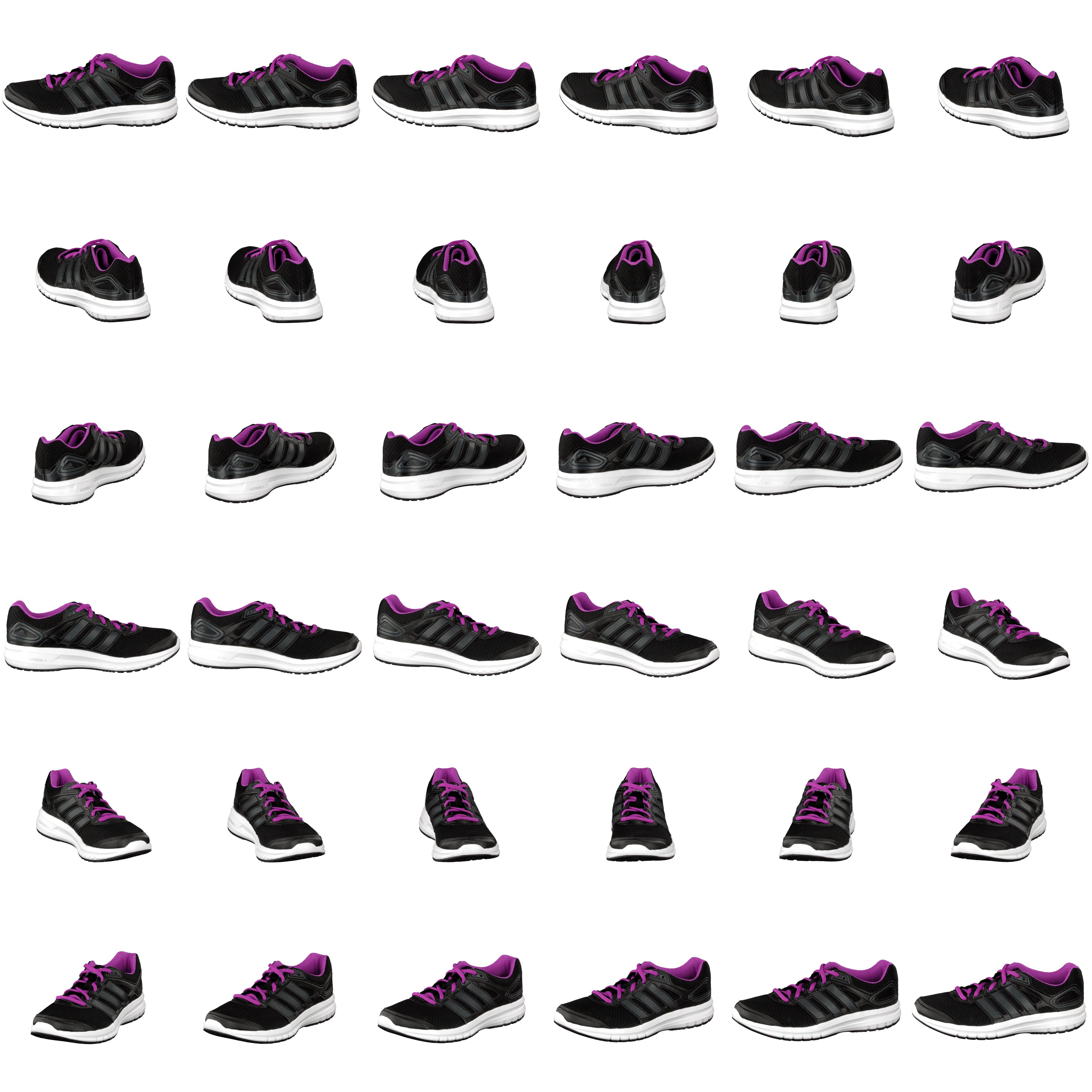 Skor Läder Tyg adidas Sport Performance Duramo 6 W Pink