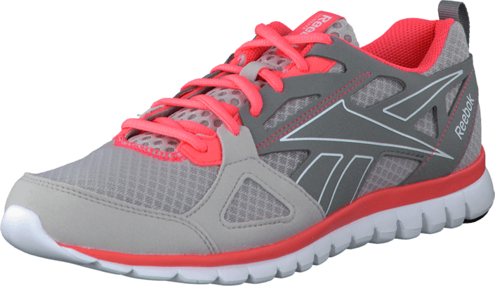 8f8d4c71a72de Buy Reebok Sublite Prim Steel Grey Pink White Black grey Shoes ...