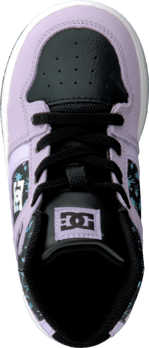 DC Shoes - Toddl. Rebound Se Ul Shoe Lilac/Blk