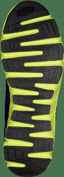 Bagheera - Gravity Plum/Lime