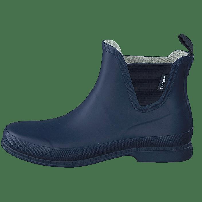 02 Online Køb 24954 Eva Low Boots Støvler Og Sko Tretorn Navy Turkise fYqPxf