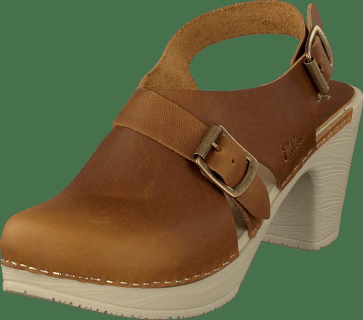 Brown Astrid Sko Kjøp Calou Online Heels Brune 4qwE0AxR