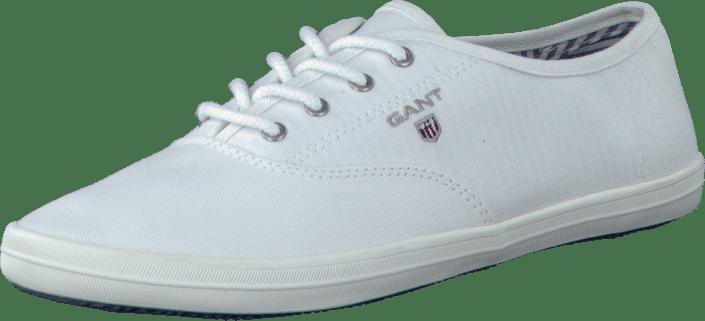 vita gant skor dam
