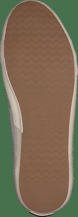 Sneakers Online White Hvite Gant Og Sko Samuel Kjøp Sportsko wqBXPExYg