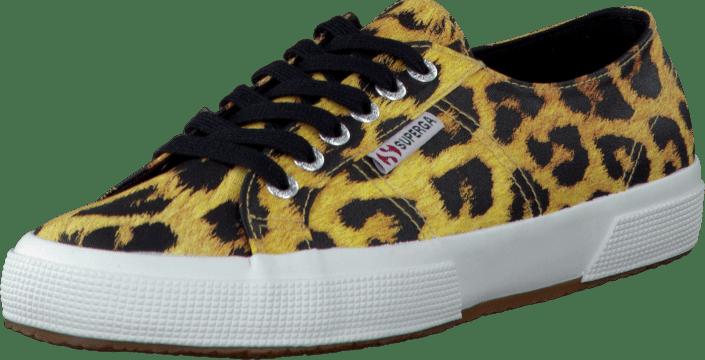 Köp Superga 2750 Animal Leopard gula Skor Online  088e395ddb698
