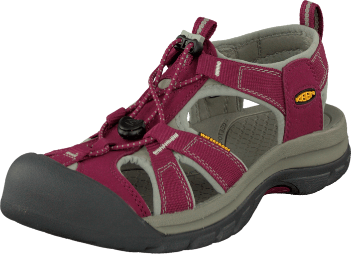 Keen - Venice H2 Beet Red/Neutral Grey