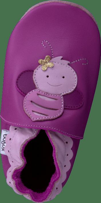 Bobux - Rose Bee Pink
