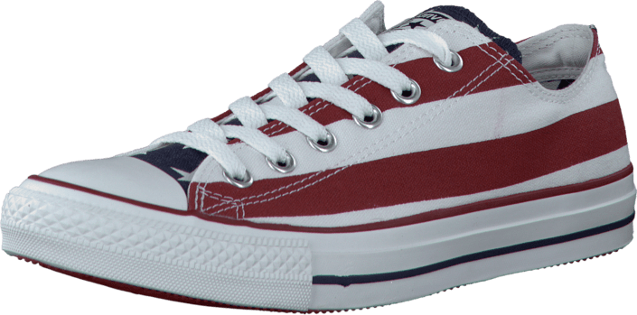 Converse - All Star Stars & Bars Ox