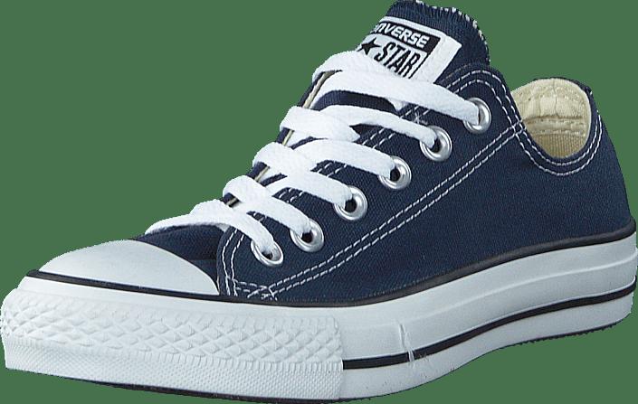 25173 Navy Converse Online Og Sneakers 02 Chuck Ox All Canvas Blå Taylor Sportsko Sko Star Køb 6qd0w6