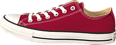 Chuck Taylor All Star Ox Canvas Maroon