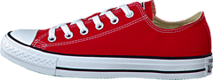 Chuck Taylor All Star Ox Canvas Red