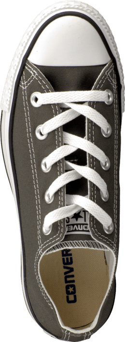 Køb Sportsko Ox Chuck Og Taylor Grå Sko Online Star 05 25173 Charcoal Sneakers Converse All 7Fq7r
