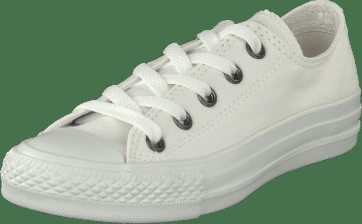 Taylor Converse Schuhe Monochrome Chuck Star White Weiße All Ox 0OknXw8P