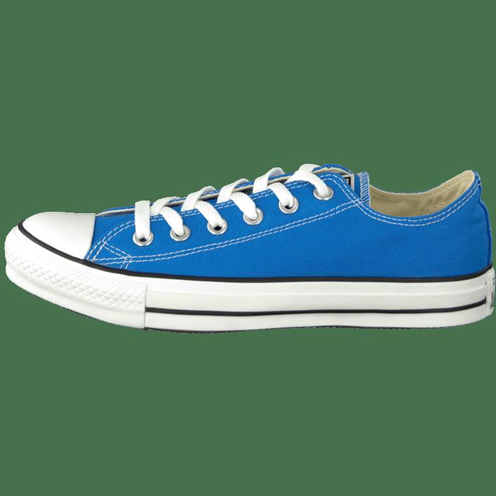 58ba48054a7 ... italy køb converse chuck taylor all star ox seasonal light sapphire blå  sko online footway.