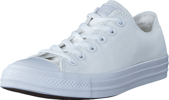 Converse - Chuck Taylor All Star Ox White/White