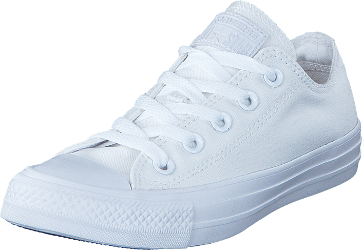Converse - Chuck Taylor All Star Ox White Mono