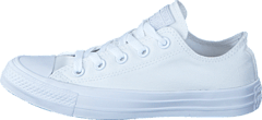 Chuck Taylor All Star Ox White Mono