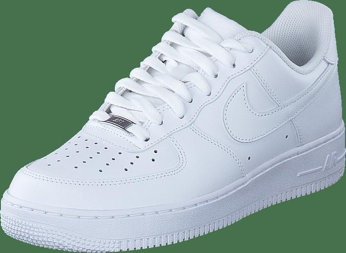 no Air Force Nike 1 OnlineFootway White Kjøp Sko Low 2YeWH9IDE