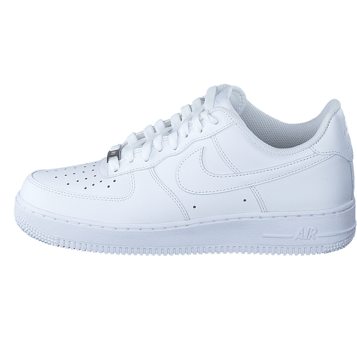 best service 68259 b83a9 Köp Nike Air Force 1 Low White vita Skor Online   FOOTWAY.se