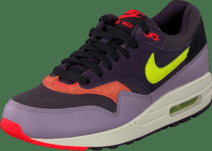 Lilla Sko Nike Cave Air Max Sportsko Purple Online Og 1 Essential Kjøp black Sneakers Hdzwqw8