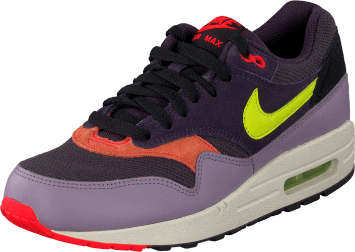best authentic e95e2 63cba Nike - Air Max 1 Essential Cave Purple Black
