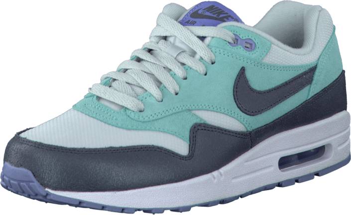 newest acb7d a3272 Nike - Wmns Air Max 1 Essential White Lite Grey Glacier Ice