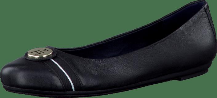 Kjøp Tommy Hilfiger Camilla 42A Black Svart Sko Online   FOOTWAY.no 258fbaa71074