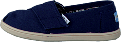 Tiny Classics Navy Canvas