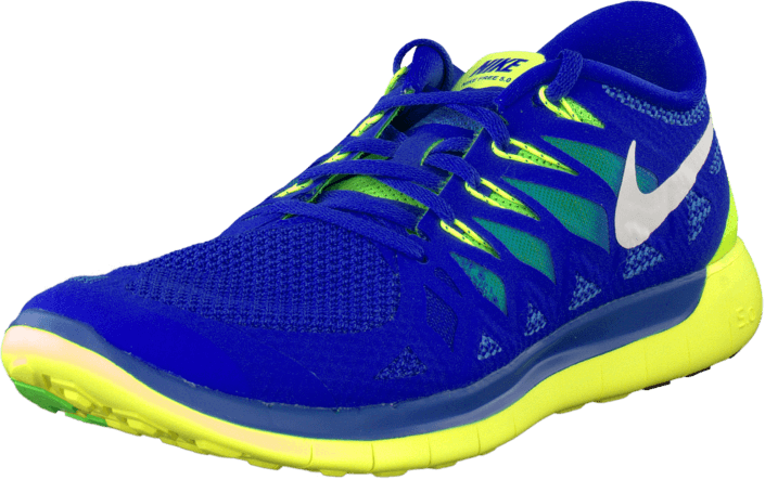 super popular 93b72 6dfe4 Nike - Nike Free 5.0 Hyper Cobalt