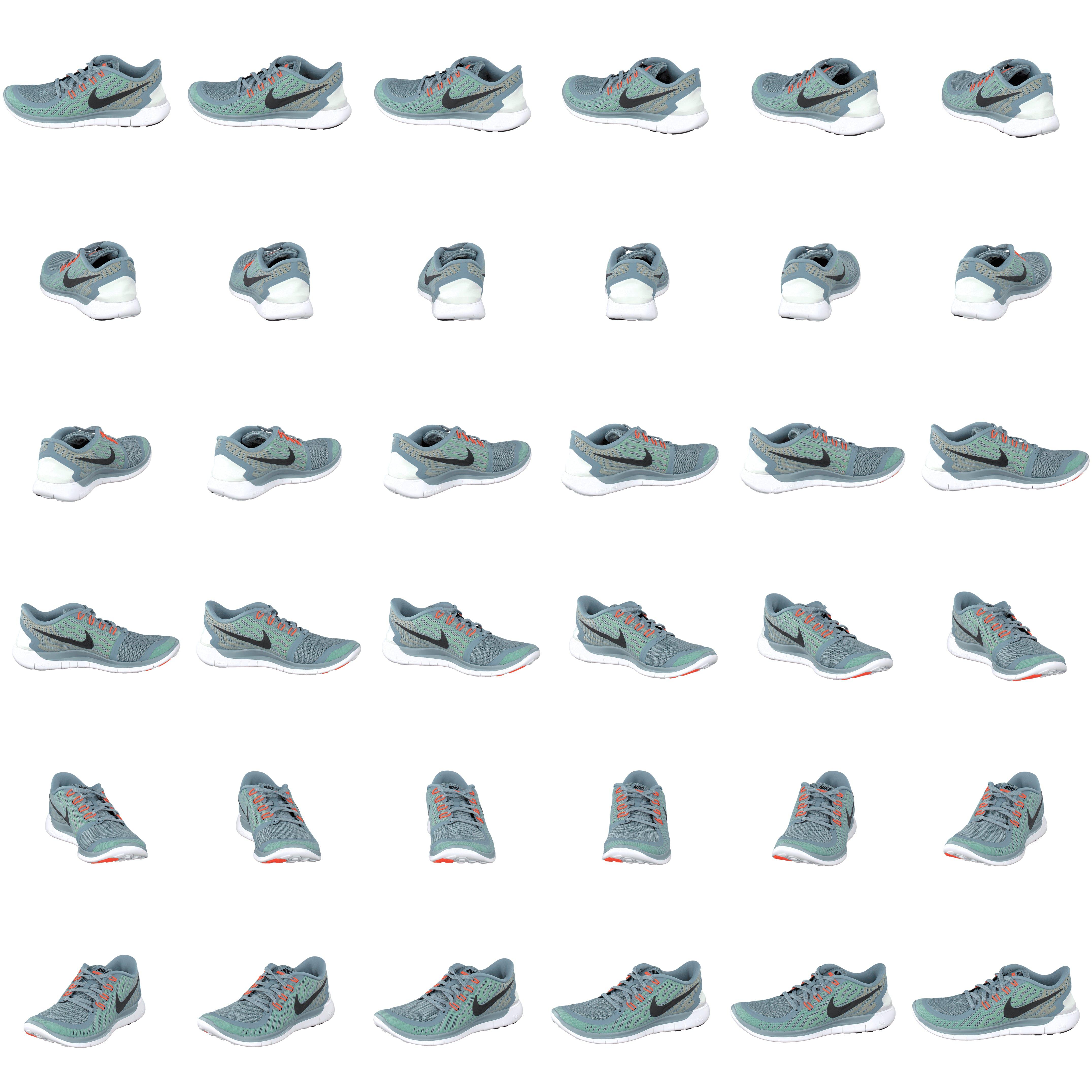 0cd2ca2537a Köp Nike Nike Free 5.0 Dove Grey/Black Electricgrn turkosa Skor Online |  FOOTWAY.se
