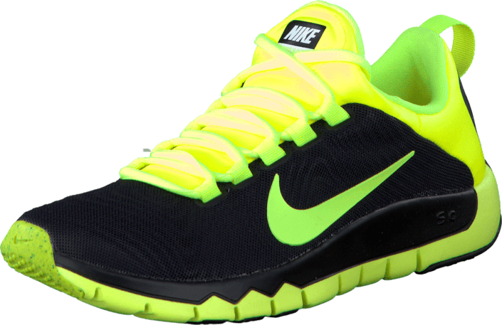 online store d632e 5ba25 Nike Free Trainer 5.0 (V5) Black/Volt