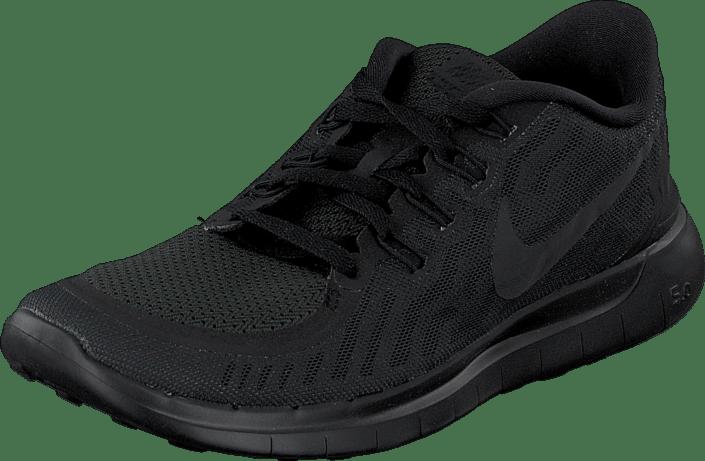d4e3317752bf8 Buy Nike Wmns Nike Free 5.0 Black Anthracite black Shoes Online ...
