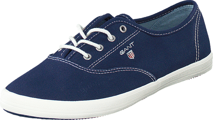 Gant New Haven Lace G65 Navy blå blåa Skor Online