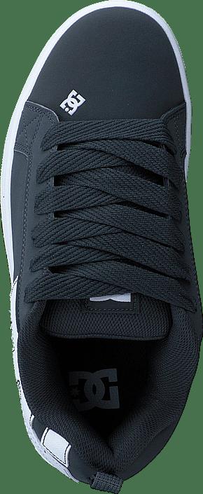 Shoe Sportsko Kjøp Sorte Shoes Grey black Online Graffik Dc Og Sko Court Sneakers rWwanqOrZ