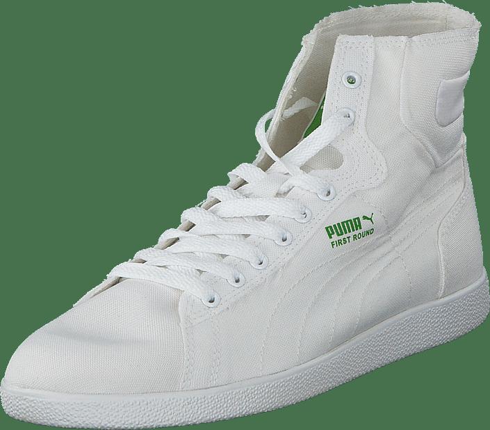 Buy Puma First Round Safari white Shoes Online  83a9d3a6c6b