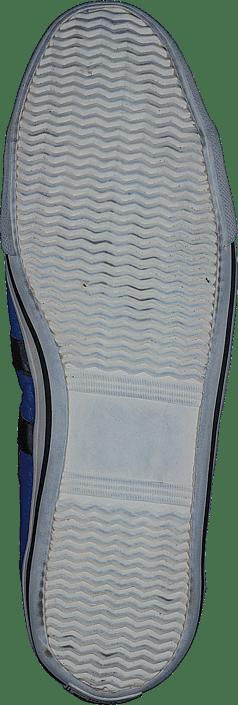 Online Kjøp Qouta Sportsko Sko Leather Gola Og Blå Sneakers qRTwXv