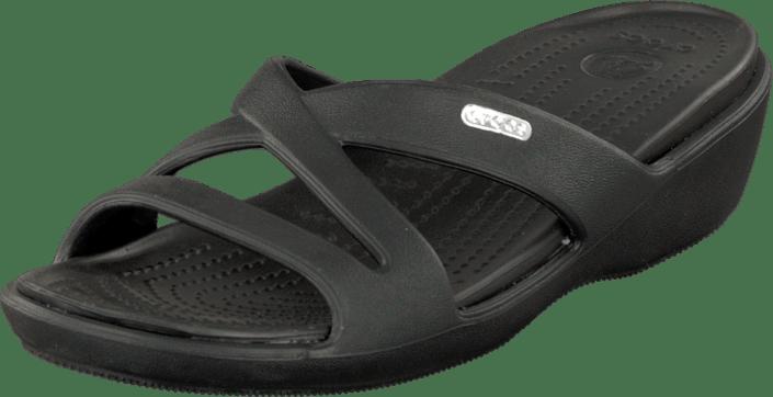 c78c6035c711 Buy Crocs Patricia II black Shoes Online