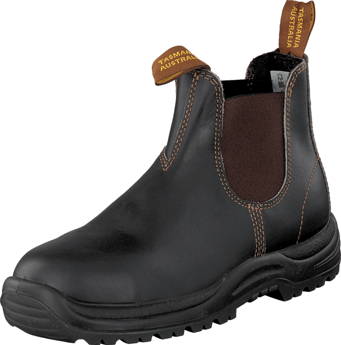 Blundstone - 192 Safety Boot Stout Brown