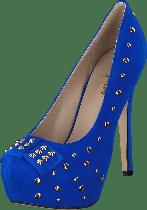 Dollybird Speck blåa Skor Online