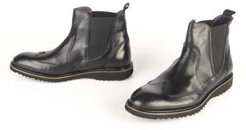 8d857b0aa Playboy Ladies Chelsea Boot 110296 01-01 Black