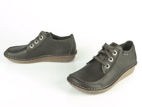 14bd3f3615 Buy Clarks Funny Dream grey Shoes Online