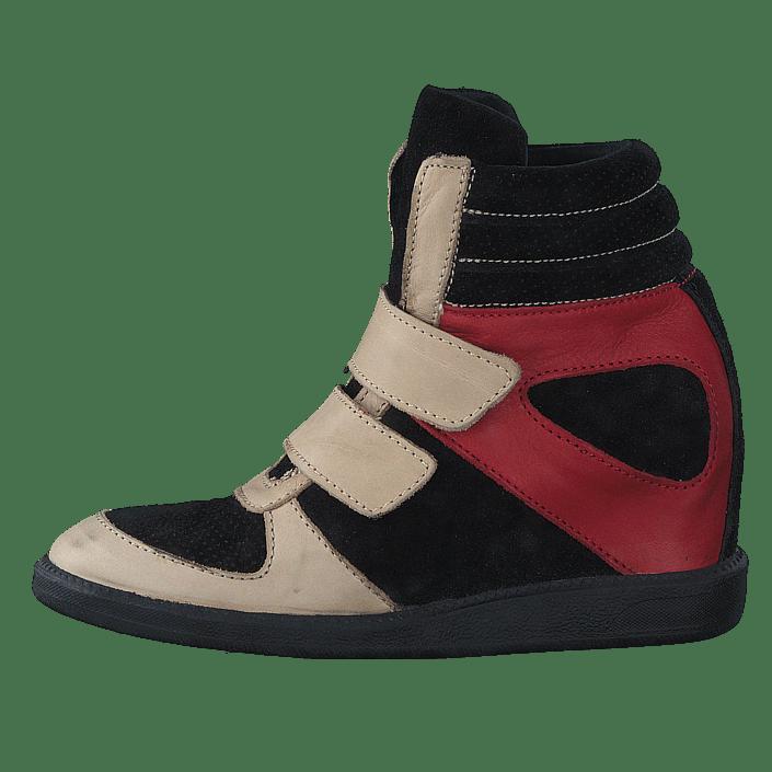afe4b44631e Koop SPM Louise Sneaker zwarte Schoenen Online | FOOTWAY.nl