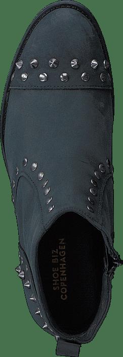 Kjøp Sorte Rivets Online Boot Short Sko Boots W Shoe Biz rpnxrY