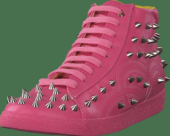 Online Pieces Rosa Sko Studs Sneakers Sneaker Candy Kjøp BngxY7Y