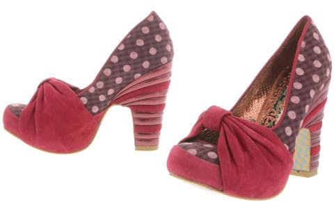 Kjøp Irregular Choice Deery Lou sko Online | FOOTWAY.no