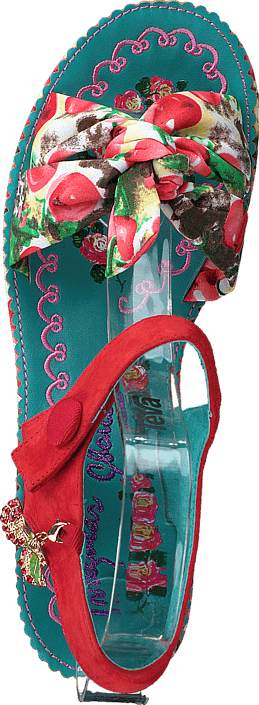 Irregular Choice - Strawberry Fields