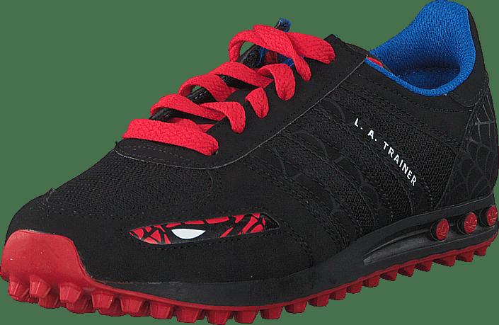b8e14d097d463 Buy adidas Originals LA TRAINER DISNEY K black Shoes Online ...