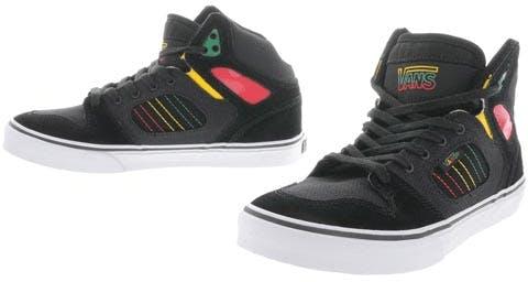 7940508e5ecf31 Buy Vans Allred black Shoes Online