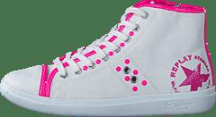Hvite Sneakers For Dame   BRANDOS.no